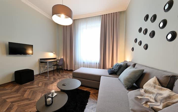 Stylish apartment in Zemun center
