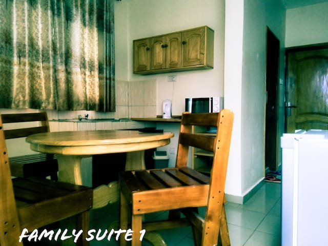 Family suite 1 QA