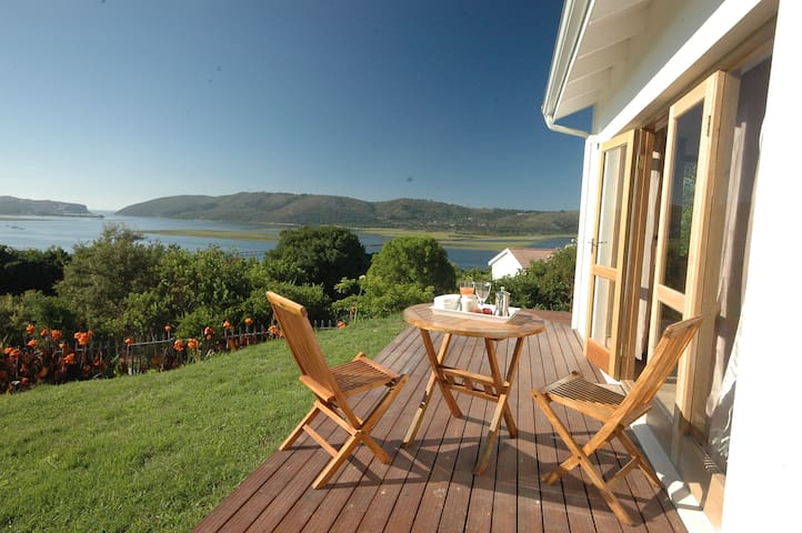 Collins Cottage in Paradise. - Knysna