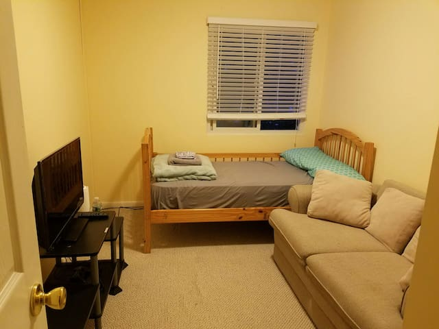 Cozy 1BD with parking. Close to NYC - Nutley