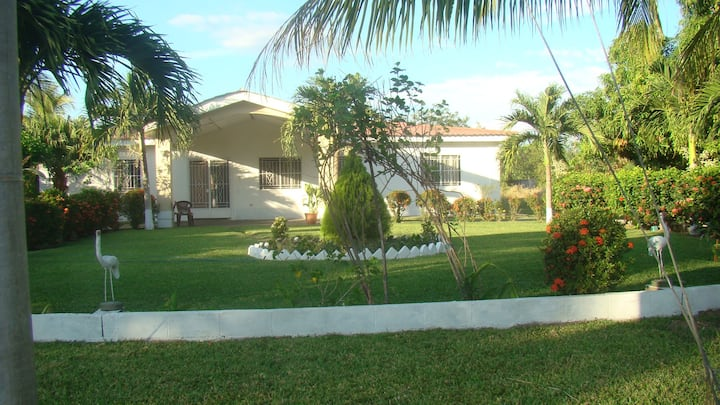 Large  home near the beach. Limit 6 guest