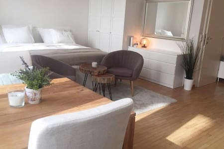 Top Located Small Apartment in City Center