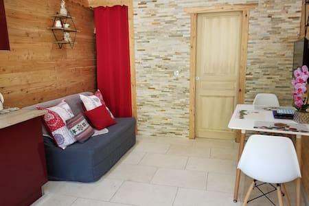 Studio cosy sur St Etienne-de-Tinée proche d'Auron