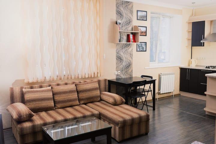 Апартаменты Like Home-3