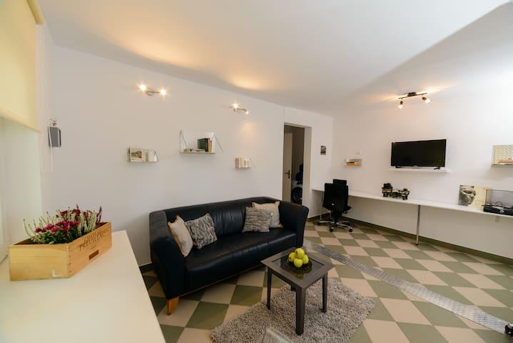 Sara's central Home