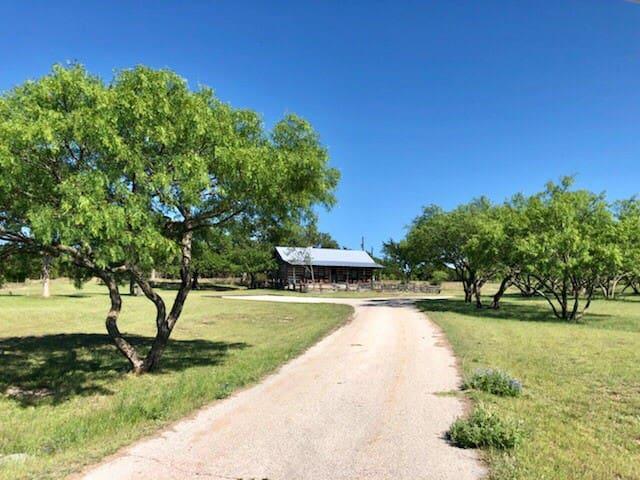 Dr. Okerholm Loghaus at Legacy Ranch