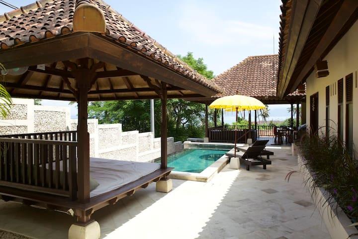 Rumah Ku - Nusa Lembongan, Bali - Nusapenida - Villa