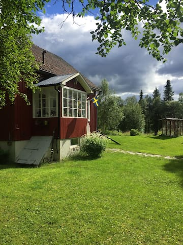 Idyllic House in the Middle of Härjedalen