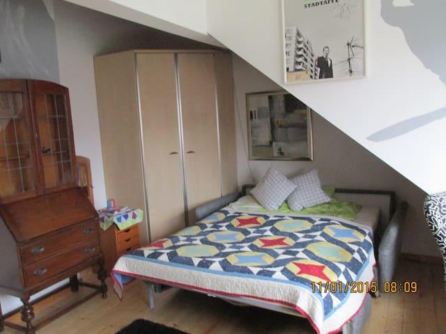 Privatzimmer im Einfamilienhaus - Werne - Rumah