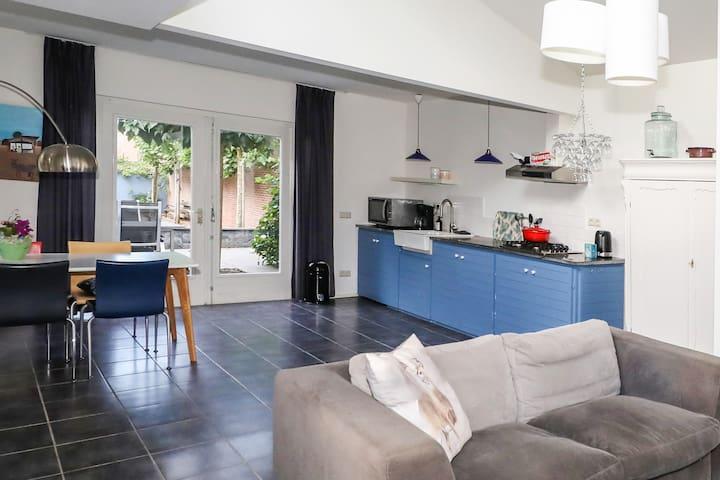 Garden apartment in city centre Nijkerk