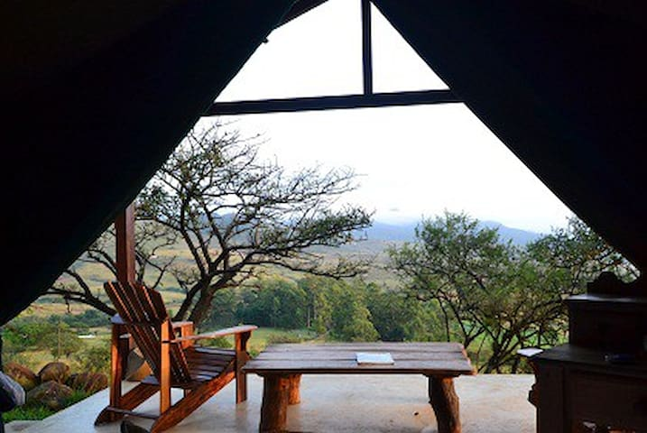 Aloe Tented Camp - Swaziland