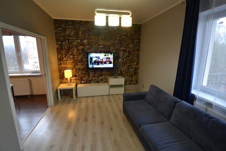 Квартира с видом на море  - Пионерский - Apartemen