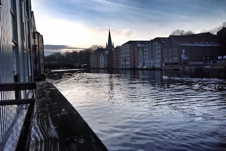 Trondheim's best kept secret - Trondheim - Apartemen