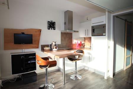 Studio calme Cambo-les-bains - Cambo-les-Bains - 公寓