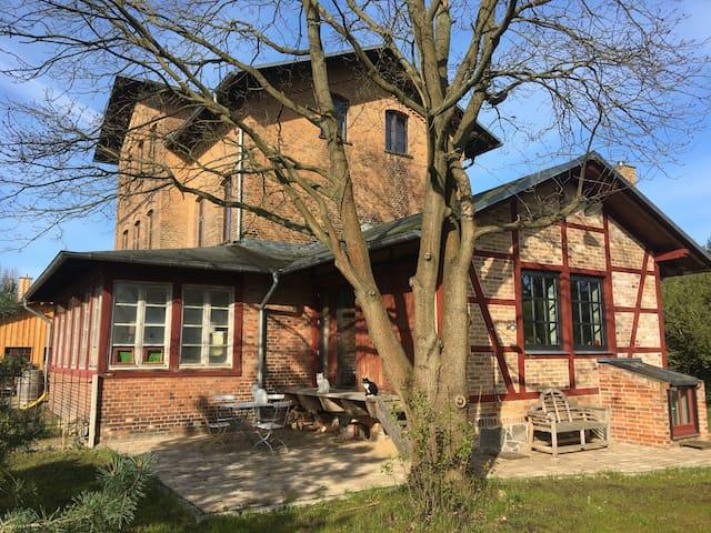 Romatisches Studio am Waldesrand - Schwarz OT Buschhof - Hus