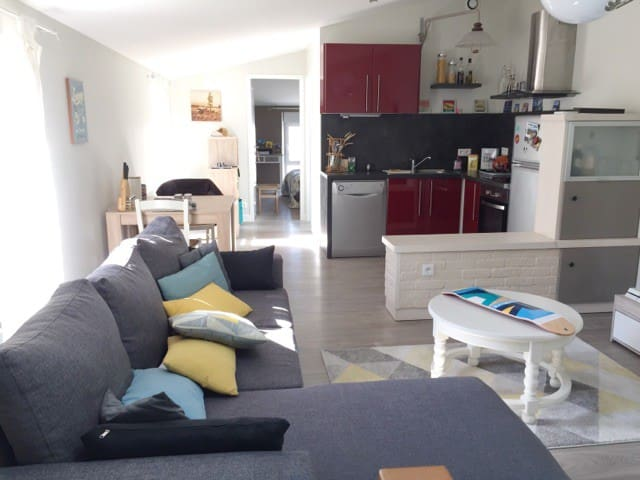 Appartement en hypercentre de La Tremblade - La Tremblade - Apartment