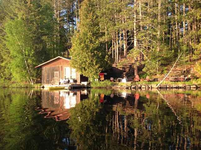 Superior National Forest Lake Cabin. Great Fishing - Isabella - House
