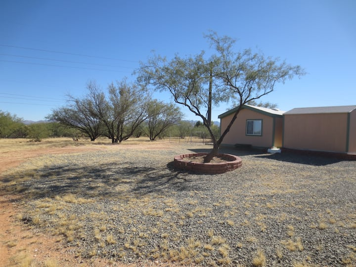 Private, secluded, 1 acre, 3Bdrm, modular home