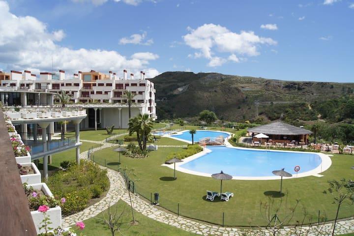 Parque Botanico resort  - Estepona - Apartment