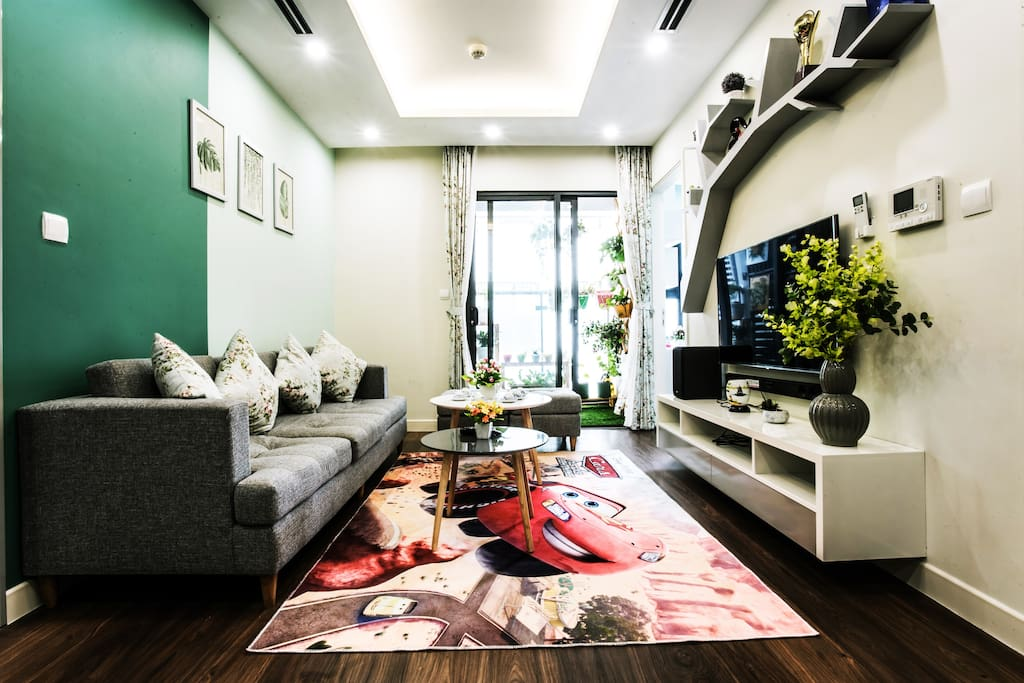 ★Imperia Luxury Apt near Vincom Royal★HaNoi Centre
