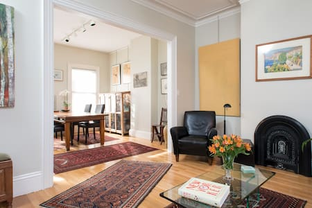 Harvard•MIT•Parking•Room#2•UseWholeHouse•RoofDeck - Cambridge