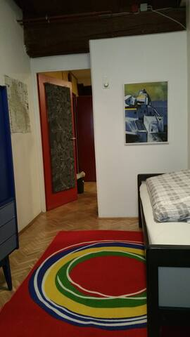 single bedroom, Regensburg Center