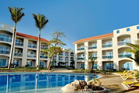 Romantic Apartment, beachfront II - Cofresi