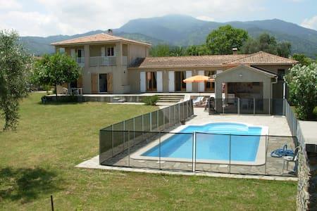 Villa mit Sommerküche und Pool - Sorbo-Ocagnano - Villa