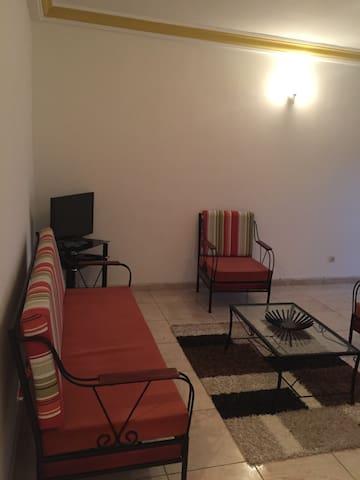 Résidences les Archanges . Cadre idéal super - Abidjan - Apartamento