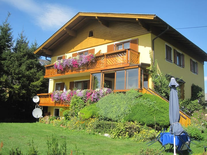 Haus Steiner - 27 m2 Doppelzimmer mit Küche
