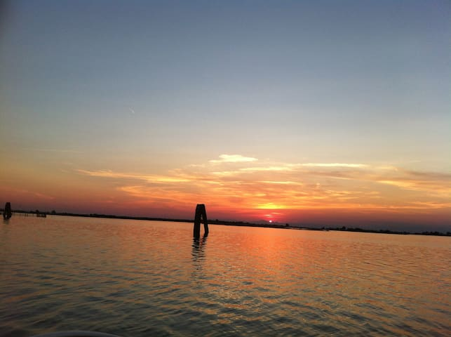 Immerso nella laguna veneta - Cavallino-Treporti - Pis