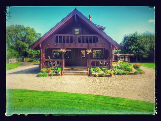 Clover Cabin Escape - Kilkenny - Casa