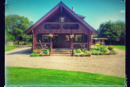 Clover Cabin Escape - Kilkenny - Rumah