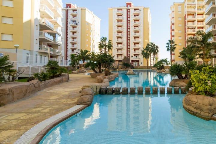 La Manga Apartment Sea View