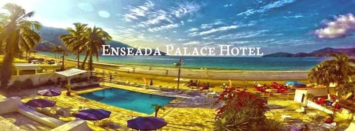 Enseada Palace Hotel - Seus Pés na Areia