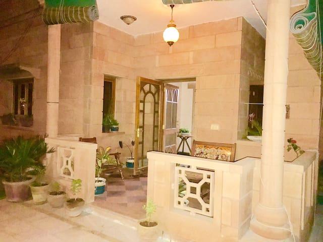 Cozy Villa in a posh location - Jodhpur - Casa de camp
