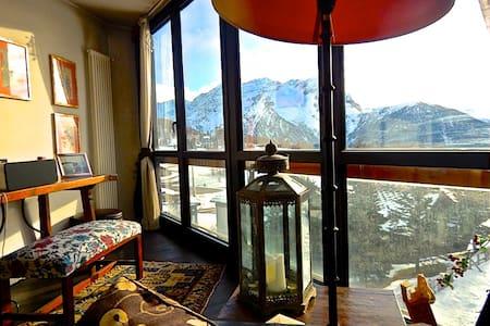 Splendido fronte piste wintersummer - Colle Sestriere - Apartemen