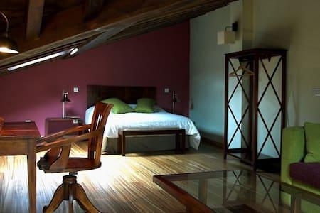 Alojamiento rural Perseus - Braojos - Appartement