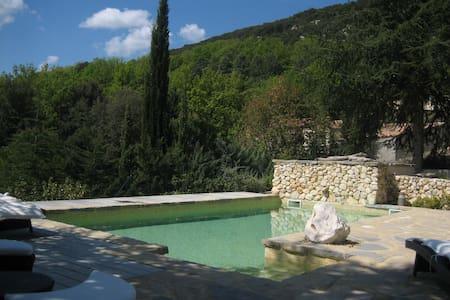 Villa rocked by the cicadas - Vailhauquès - 独立屋