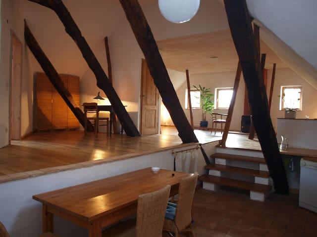 Wohnung am Teutoburger Wald - Borgholzhausen - Appartement