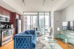Gorgeous+1BR+Condo+in+front+of+Scotiabank+Arena