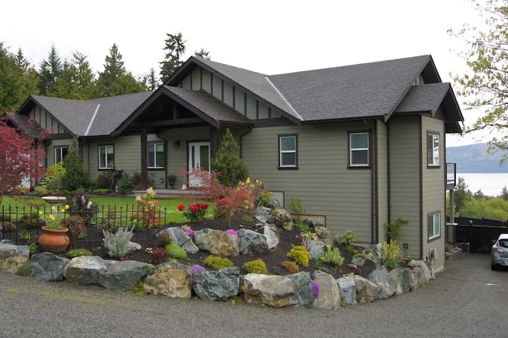 Ocean View Guest Suite - Mill Bay - Bed & Breakfast
