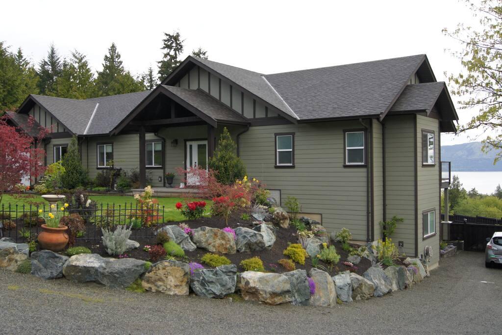 Ocean View Guest Suite Chambres D 39 H Tes Louer Mill Bay Colombie Britannique Canada