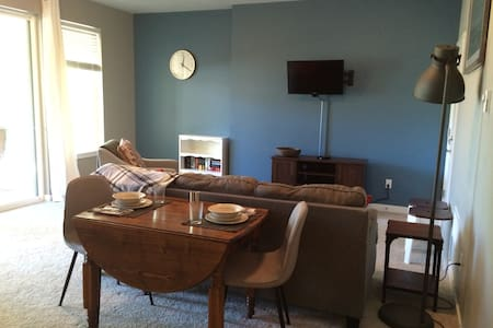 Furnished Private MIL Unit in Quiet Neighborhood - 林伍德(Lynnwood)