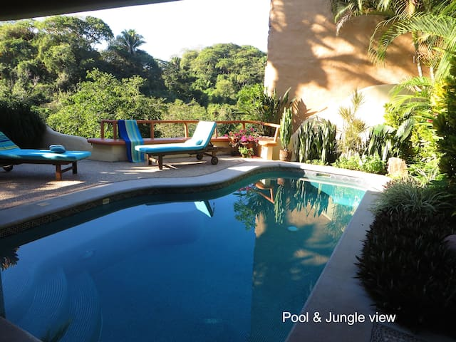 Jungle view with private pool - Sayulita - Rumah
