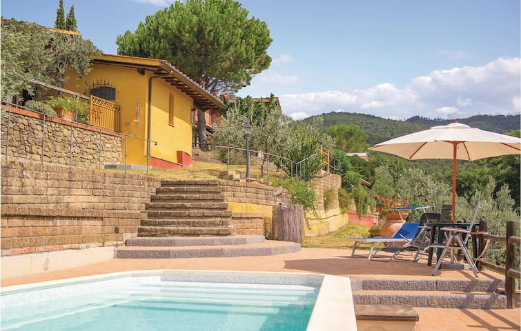 Holiday cottage with 1 bedroom on 50m² in Vinci FI