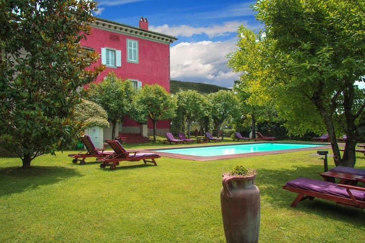 Beautiful Apartment in Villa in the Chianti shire - San Giustino Valdarno - Byt