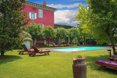 Beautiful Apartment in Villa in the Chianti shire - Lägenhet