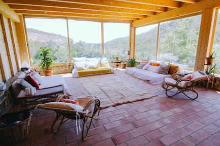 Valley Romantic Shelter - Odemira