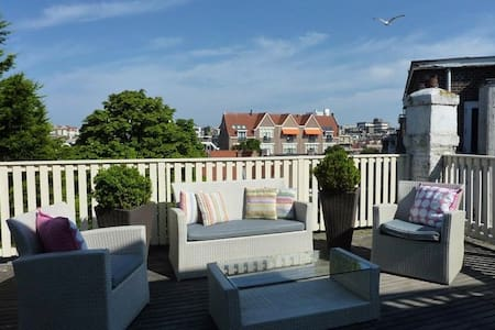 Comfortable apartment near beach - Den Haag - 公寓